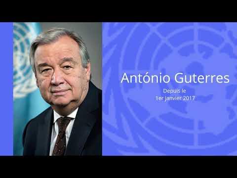 Les SG de l'ONU et les ambassadeurs de Madagascar au sein des Nations Unies