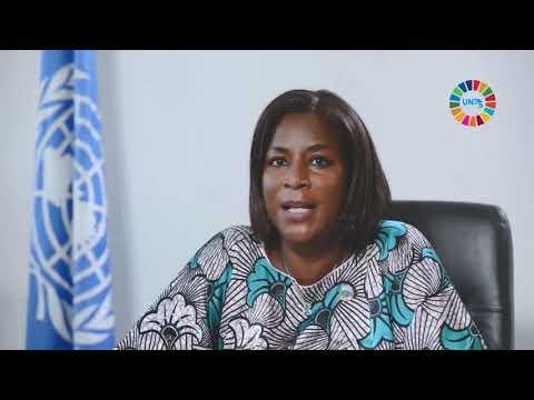 Cérémonie officielle du 75ème anniversaire des Nations Unies à Madagascar
