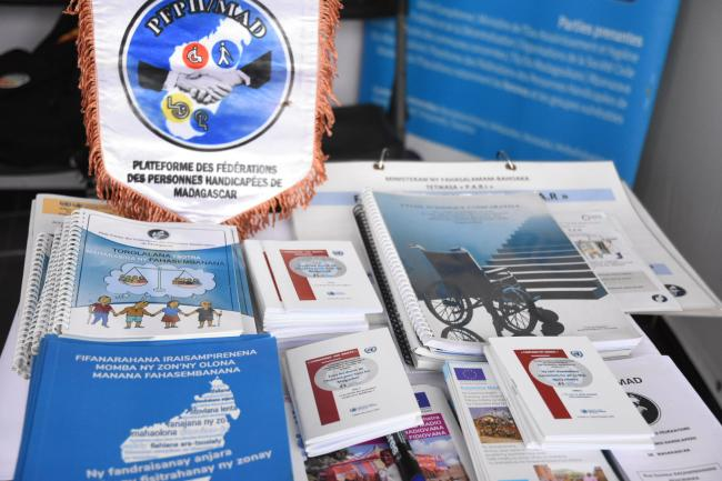 MG_UNCT Human rights day exhibit